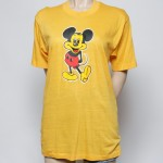 Vintage T-shirt Disney Mickey Mouse